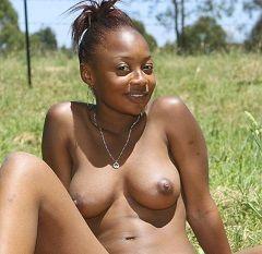 фото голых девушек африканских племен